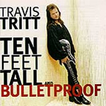 Ten Feet Tall And Bulletproof (CD)