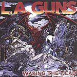Waking The Dead (CD)