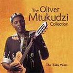 The Oliver Mtukudzi Collection (CD)