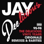 Jay Deelicious 95-98 - The Delicious Vinyl Years: Originals, Remixes & Rarities (2CD)