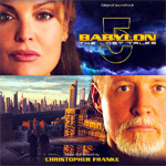 Babylon 5 - The Lost Tales - Score (CD)