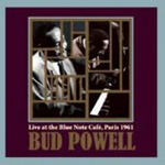 Live At The Blue Note Cafe Paris, 1961 (CD)