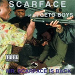 Mr. Scarface Is Back (CD)