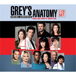 Produktbilde for Grey's Anatomy 1-3 - Collectors Box (UK-import) (3CD)