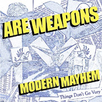 Modern Mayhem (CD)