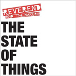 The State Of Things (CD)