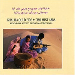 Moorish Music From Mauritania (CD)
