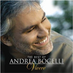Andrea Bocelli - Vivere: The Best Of Andrea Bocelli (CD)