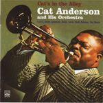 Cat's In The Alley: Cat On A Hot Tin Horn/Ellingtonia (CD)