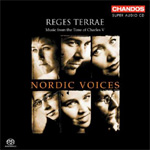 Reges Terrae: Music From The Time Of Charles V (SACD)