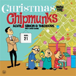Christmas With The Chipmunks (CD)