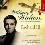 Walton: Richard III (CD)