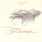 Handel: Cantatas for Cardinal Pamphili (CD)