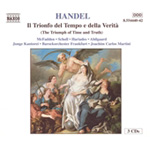 Handel: Cantatas for Marchese Ruspoli (CD)