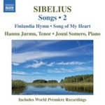 Sibelius: Songs, Vol 2 (CD)