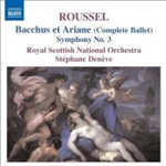 Roussel: Bacchus and Ariadne; Symphony No 3 (CD)