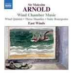Arnold: Wind Chamber Music (CD)