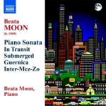 Moon: Piano Works (CD)