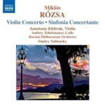 Rozsa: Orchestral Works (CD)