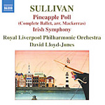 Sullivan: Pineapple Poll; Symphony in E (CD)