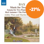 Bax: Piano Works, Volume 4 (CD)