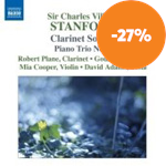 Produktbilde for Stanford: Clarinet Sonata (CD)