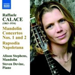 Calace: Mandolin Concertos Nos 1 & 2 (CD)