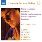 Gonzalez: Guitar Recital (CD)