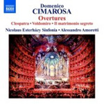 Cimarosa: Overtures, Vol 1 (CD)