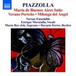 Piazzolla: Buenos Aires Suite (CD)