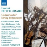 Petitgirard: Cello Concerto; Dialogue for Viola and Orchestra; Le legendaire (CD)