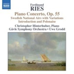 Ries: Piano Concertos, Volume 2 (CD)