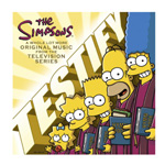 The Simpsons: Testify (A Whole Lot More Original Music From The Television Series) - Special Edition (CD)