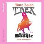 Born To Boogie - Live At Wembley 1972 (m/DVD) (CD)