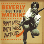 Don't Mess With Miss Watkins (CD)
