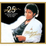 Thriller - 25th Anniversary Edition (m/DVD) (CD)
