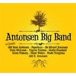 Antonsen Big Band w/Guests (CD)