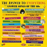 The Answer To Everything - Girl Answer Songs Of The 60s (CD)