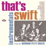 That's Swift - Instrumentals From The Norman Petty Vaults (CD)
