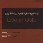Live In Oslo (CD)