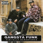 Gangsta Funk (CD)