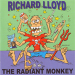 The Radiant Monkey (CD)