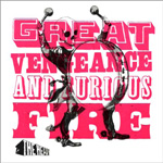 Produktbilde for Great Vengeance And Furious Fire (CD)