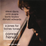 A Jones For Bones Tones (CD)