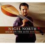 Nigel North - Bach On The Lute (4SACD)
