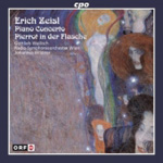 Zeisl: Piano Concerto in C (CD)