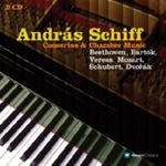 András Schiff - Concertos and Chamber Works (9CD)