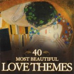 40 Most Beautiful Love Themes (2CD)