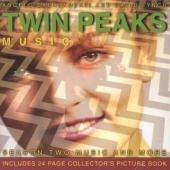 Twin Peaks - All New Season Two Music (CD)