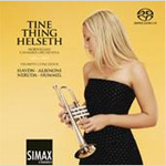 Tine Thing Helseth - Trumpet Concertos (CD)